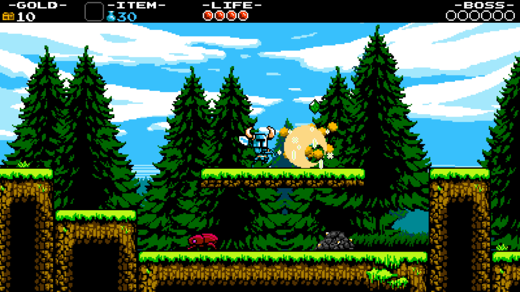 Shovel Knight - WiiU (Yatch Club Games, 2014)