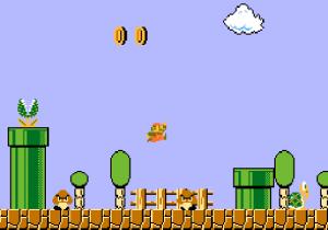 Super Mario Bros. (NES - eStore)