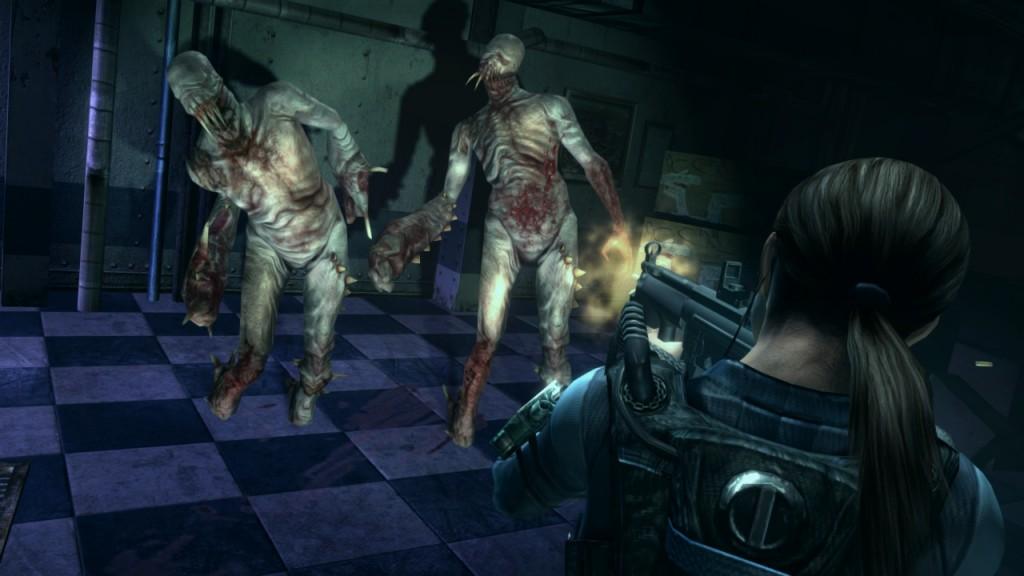 Resident Evil : Revelations (WiiU)