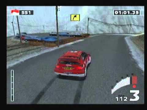 WRC II : Extreme - PS2