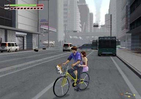 S.O.S. the final escape (PS2