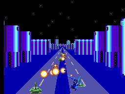 Thunder Blade - Master System (SEGA, 1988)