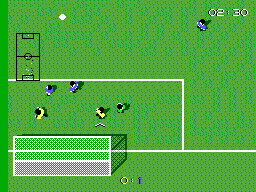Super Kick Off (Master System)