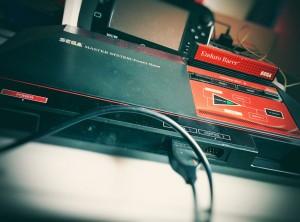 Master System I - Sega