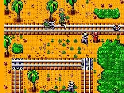 Rescue Mission (Master System)