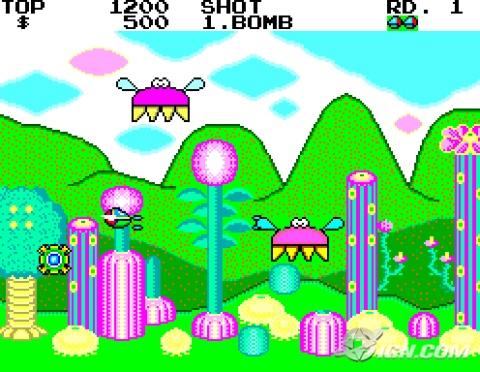 Fantasy Zone (Master System)
