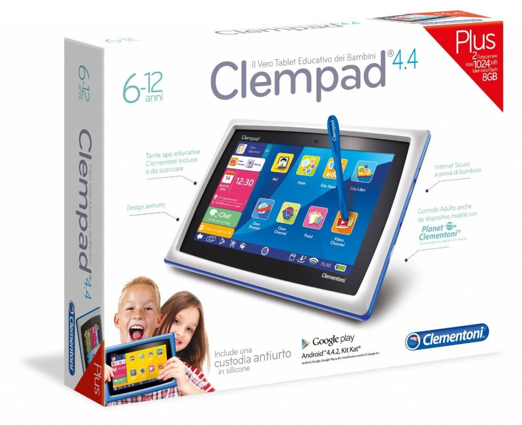 ClemPad 4.4 - Clementoni