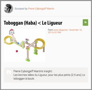 Toboggan (Haba)