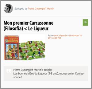 Mon premier Carcassonne (Filosofia)