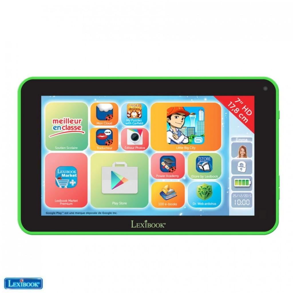 Tablet Fluo - Lexibook