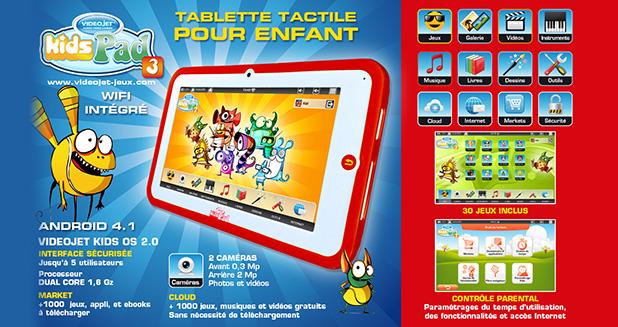 KidsPad3 - VideoJet