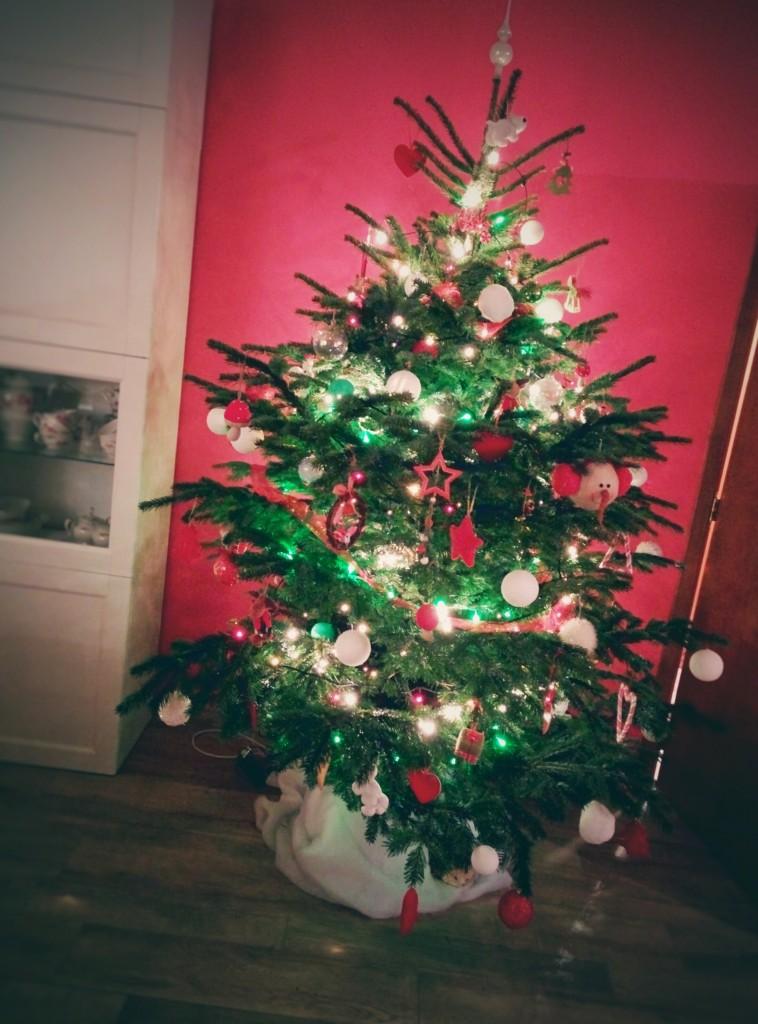 Sapin de Noël 2015
