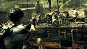 12. Resident Evil 5