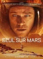 Les films du mois : Seul sur Mars