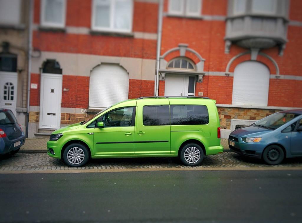 VW Caddy Maxi Life - 2015 - Verte