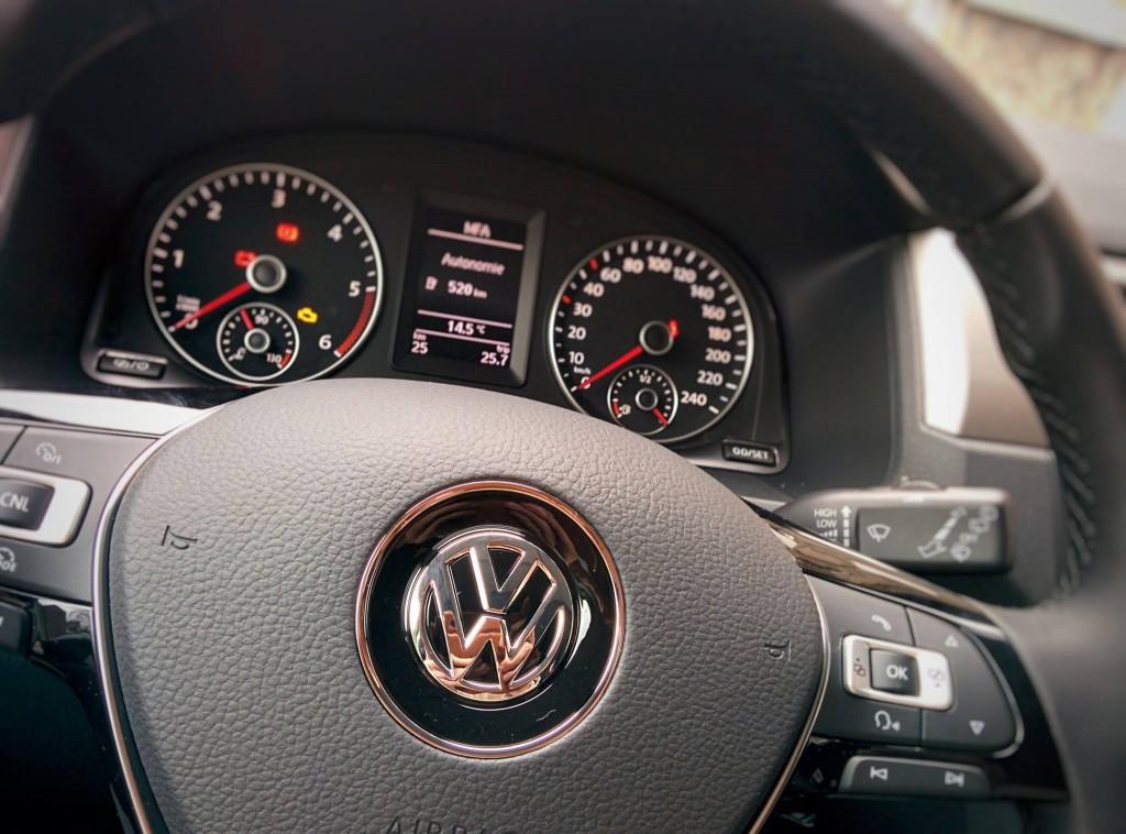 VW Caddy Maxi Life - 2015 - Tableau de bord