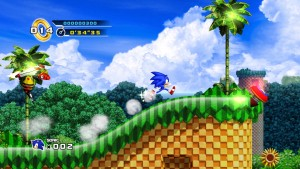 17. Sonic the hedgehog 4