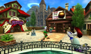 Legend of Zelda : Ocarina of Time 3D