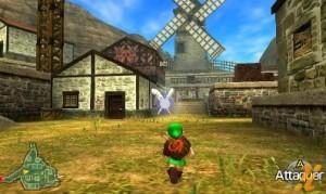 Legend of Zelda : Ocarina of Time 3D