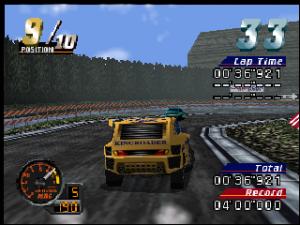 MRC - Multi Racing Championship (N64)