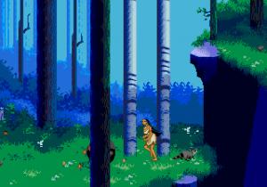 Pocahontas (Megadrive)
