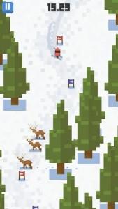Skiing Yeti Challenge