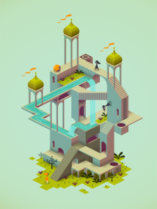 Monument Valley - iPad (Ustwo Games Ltd, 2014)