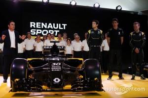 Renault Sport - F1 - 2016