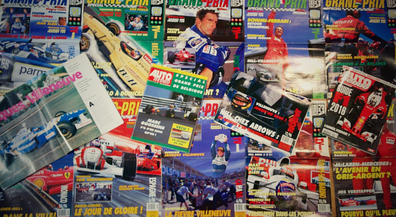 Grand Prix Magasine - 1996