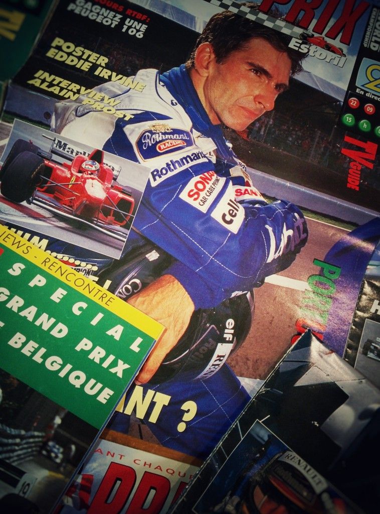 Grand Prix Magasine - 1996 - Damon Hill
