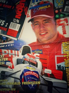 Grand Prix Magasine - 1996 - Jos Verstappen
