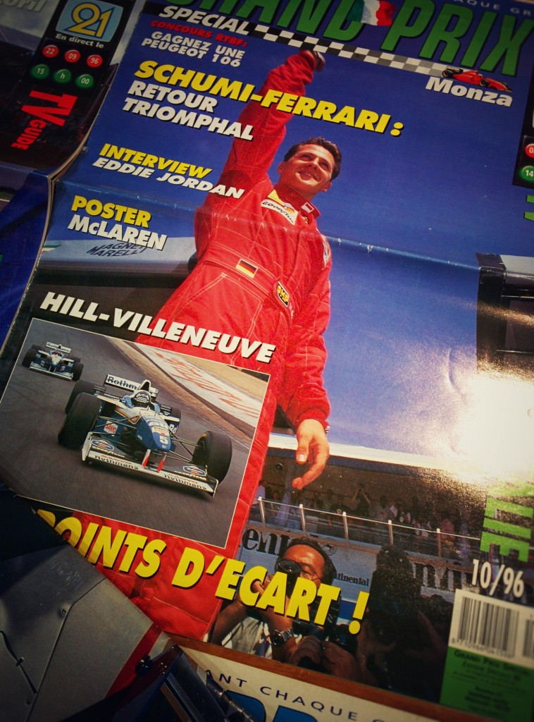 Grand Prix Magasine - 1996 - Michael Schumacher