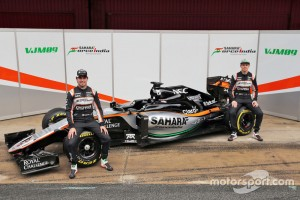 Force India Mercedes - F1 - 2016