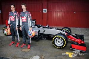 Haas F1 Ferrari - F1 - 2016