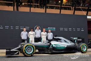Mercedes GP - F1 - 2016