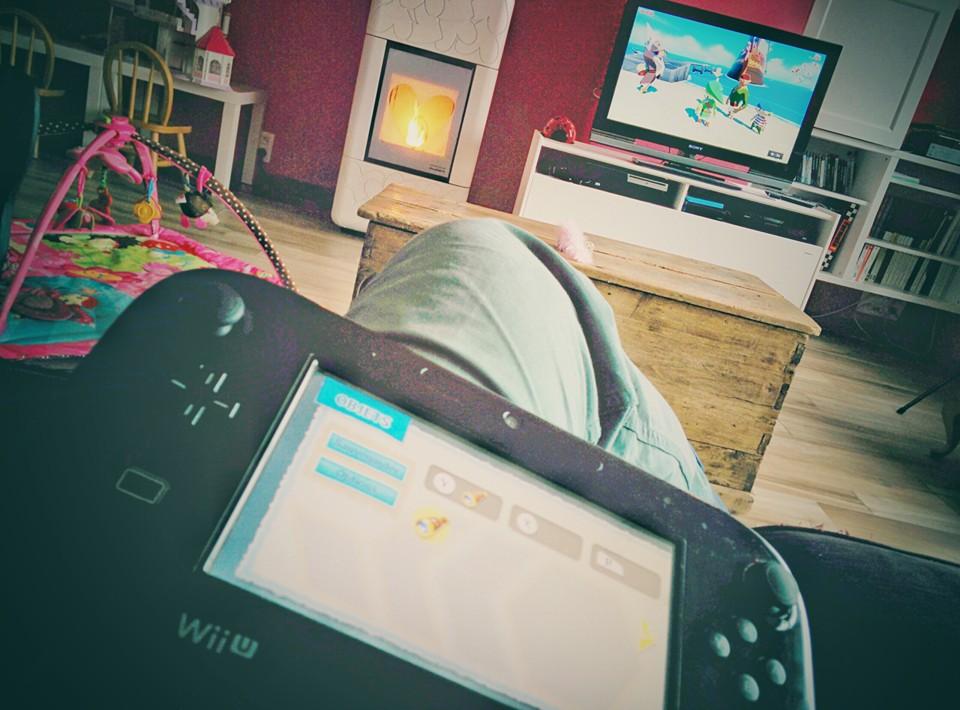 WiiU - Legend of Zelda - Wind Waker