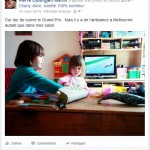 Facebook - Melbourne 2014