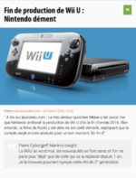 Pacman Syndrome : WiiU, console abandonnée