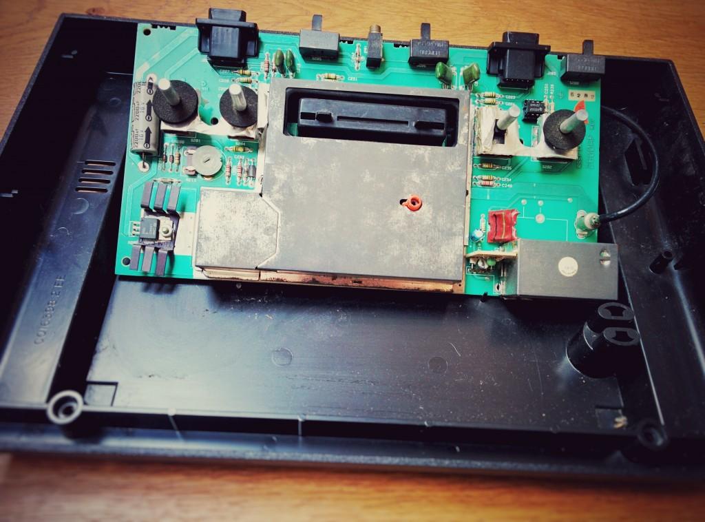 Atari 2600 - Darth Vader - intérieur