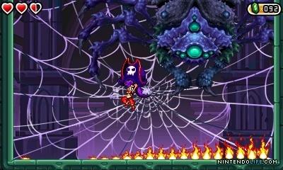 Shantae and the pirate's curse - le dernier boss rencontré