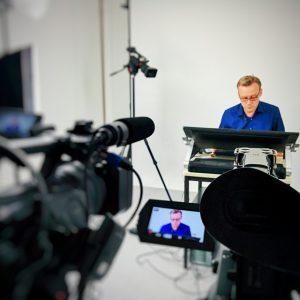 ULg - eCampus - IFRES - Studio Multimédia - Professeur Swennen