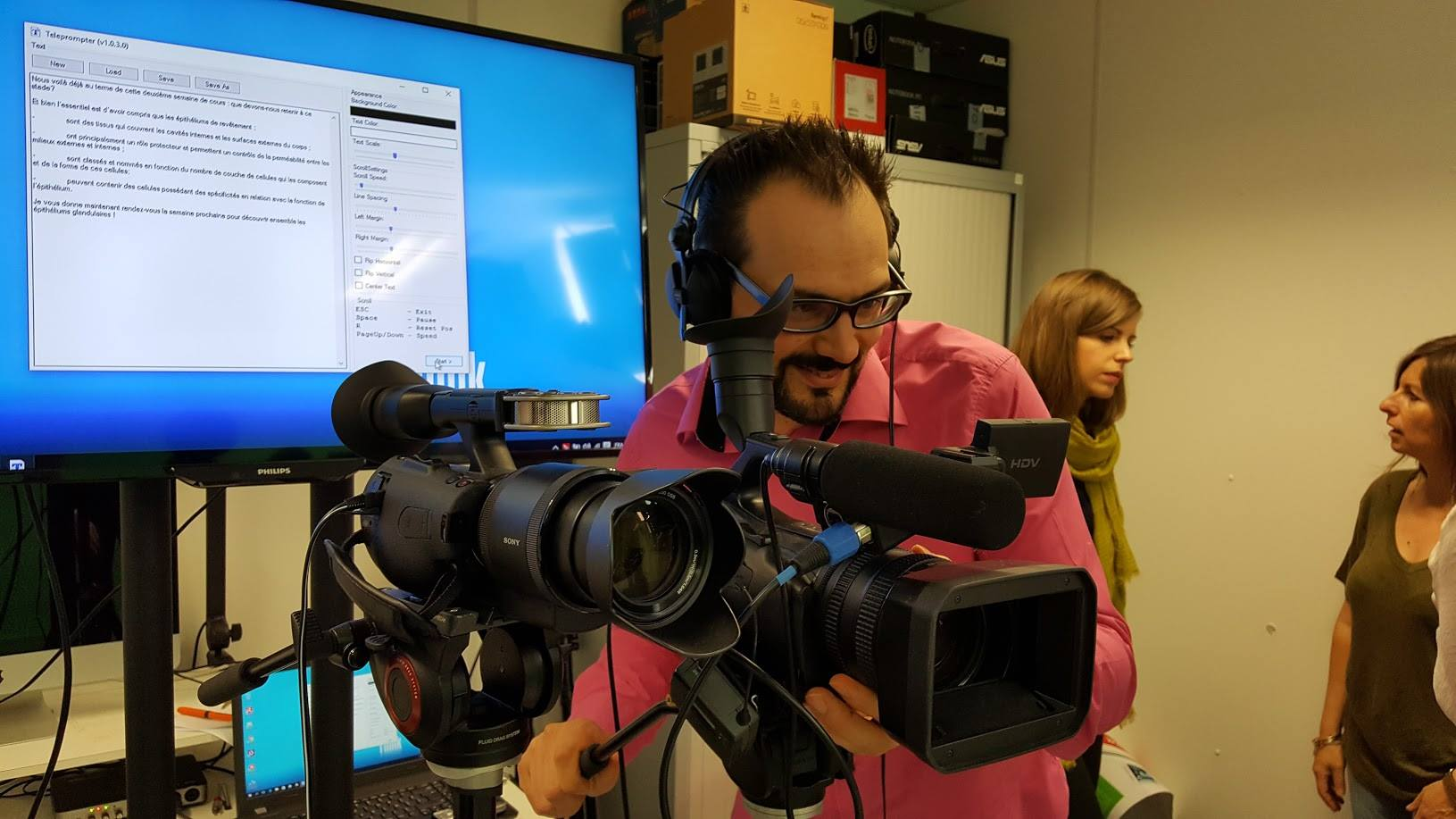 MoocLab #4 - Pierre Martin - Studio Multimédia - IFRES - eCampus - ULg