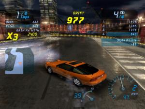 Need For Speed Underground - GC (Electronic Arts - Black Box, 2003)