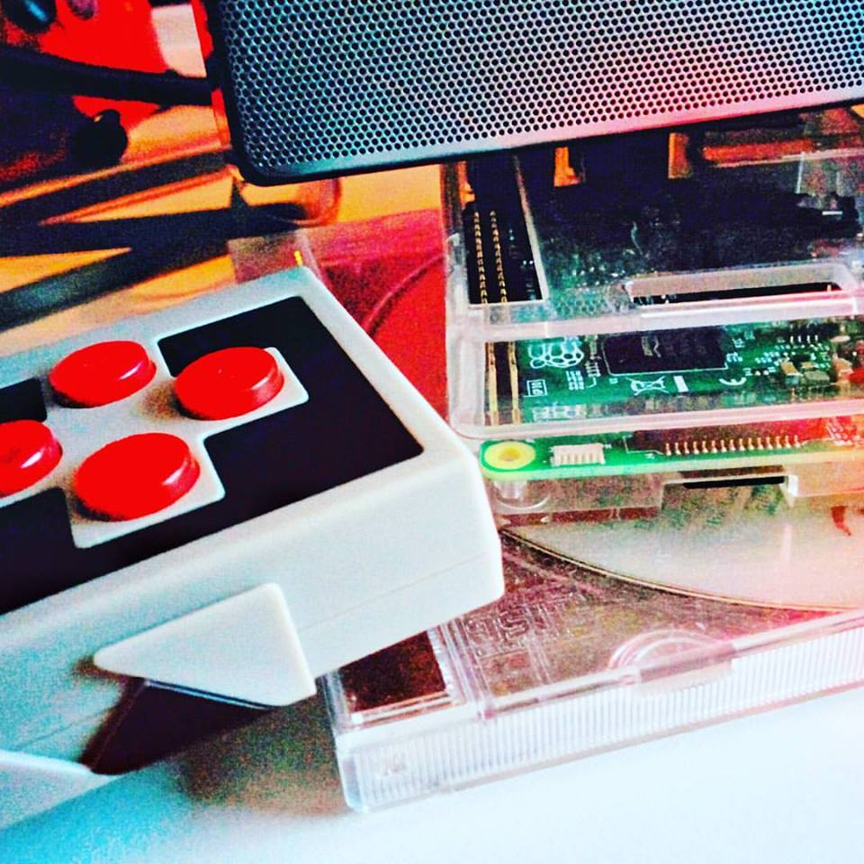raspberry + NES30