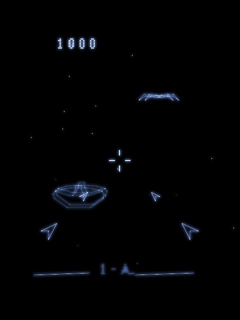 Starship / Star Trek - Vectrex (Milton Bradley, GCE, 1982)