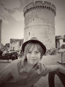 Famille Martin - La Rochelle - Vacances en Poitou Charentes 2016