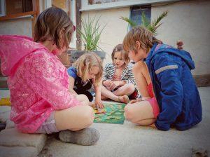 Famille Martin - Les Saveurs du Champignon - Vacances en Poitou Charentes 2016
