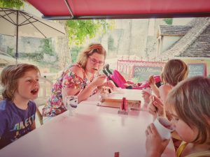 vacances 2016 - Pause Glaces - Angles-Sur-L'Anglin