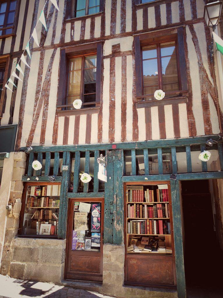 Vacances 2016 - Limoges - rue de la boucherie