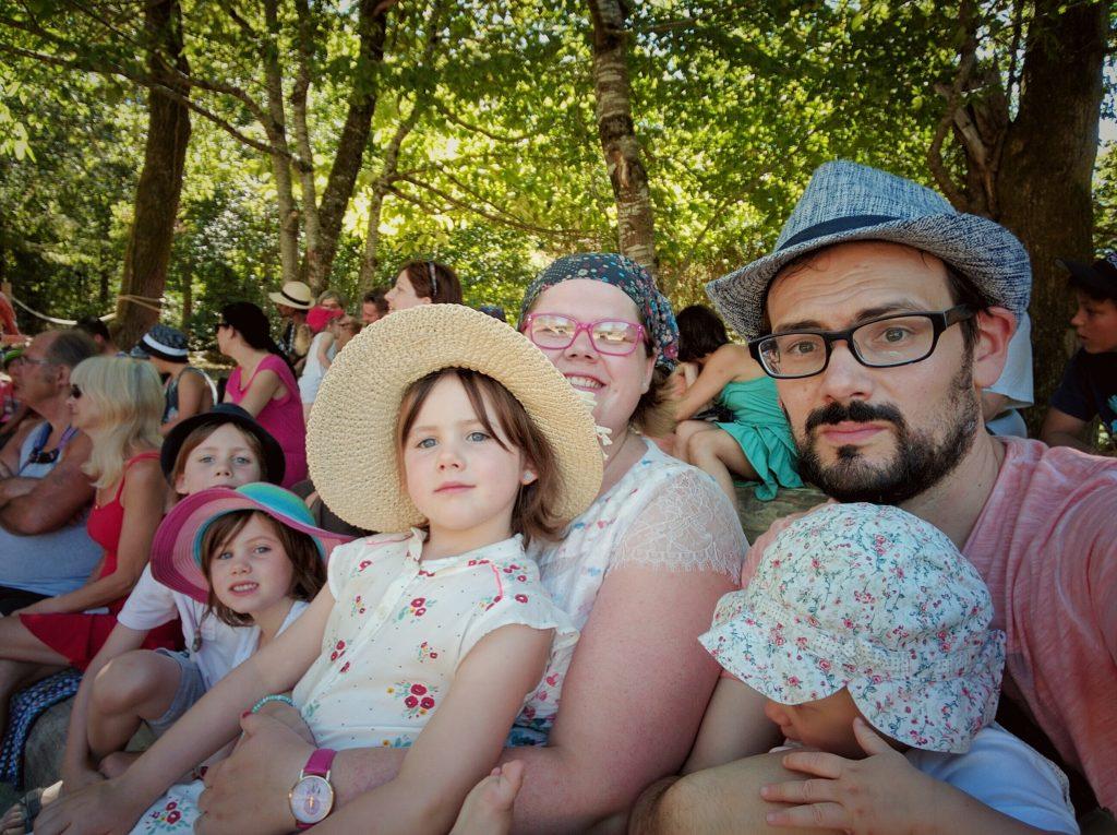 Vacances 2016 - Esse - Corrobora Village gaulois
